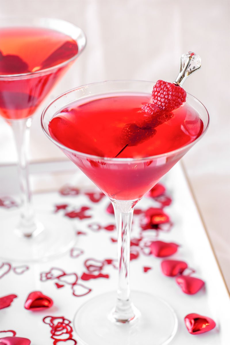 Love Potion Drink Recipe